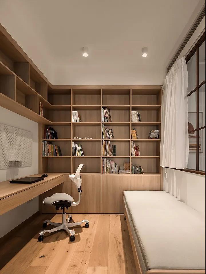 北京92㎡温馨小家,居然同时拥有书房和琴房,快收藏!