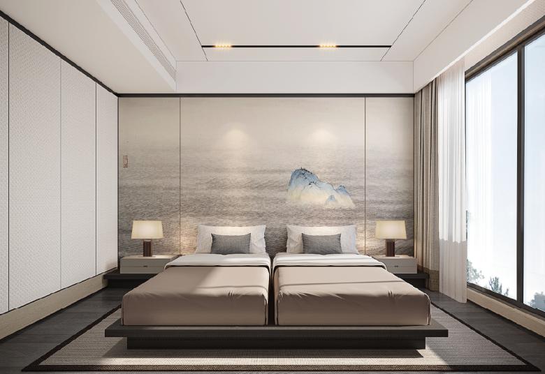 深圳新房装修天花板很关键,这样设计却能改变空间
