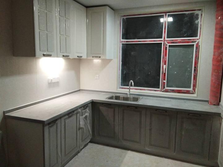爱空间厨卫墙砖完工_1472411