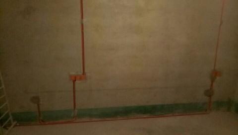 爱空间水电改造完工_2688912