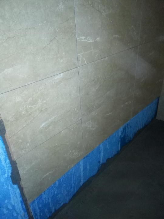 爱空间厨卫墙砖完工_2716549