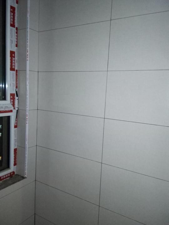 爱空间厨卫墙砖完工_2727268
