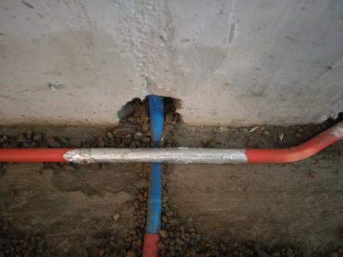 爱空间水电改造完工_1462444