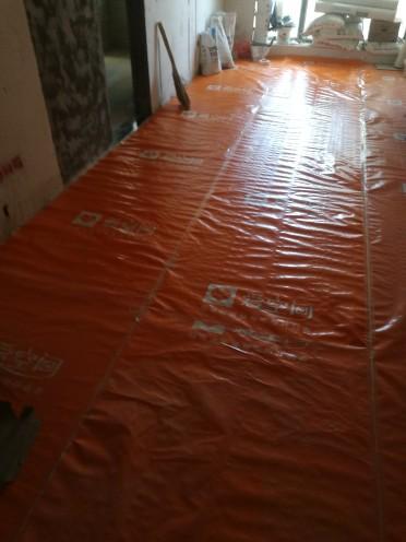 爱空间厨卫墙砖完工_1487572