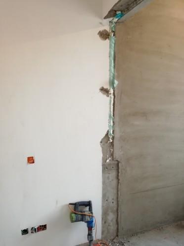 爱空间厨卫墙砖完工_1527028