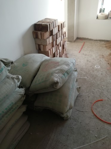 爱空间厨卫墙砖完工_1566055