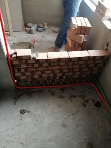 爱空间厨卫墙砖完工_1579951