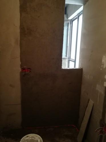 爱空间厨卫墙砖完工_1583935