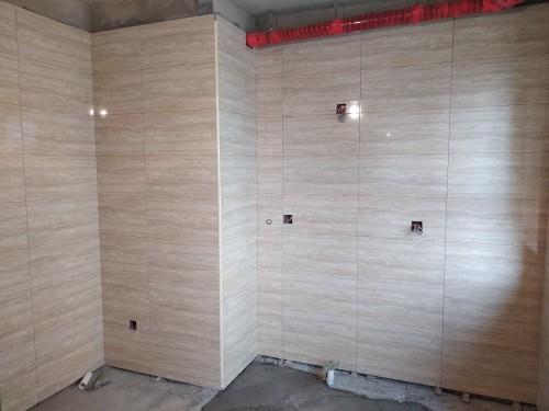 爱空间厨卫墙砖完工_1804506