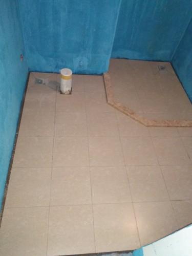 爱空间厨卫墙砖完工_1816900