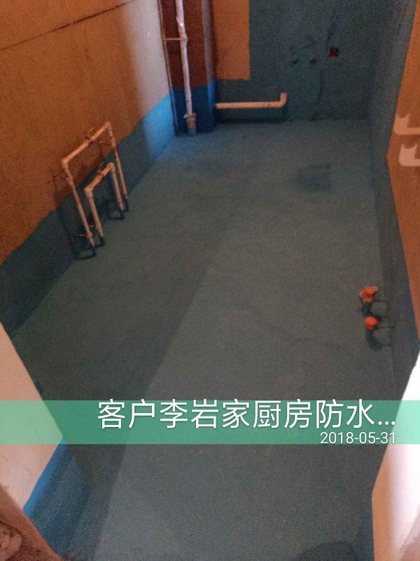 爱空间厨卫墙砖完工_2164424