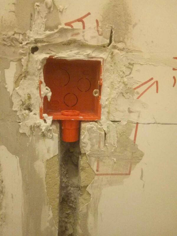 爱空间厨卫墙砖完工_2240967