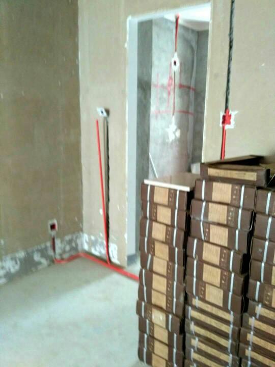 爱空间厨卫墙砖完工_2251834