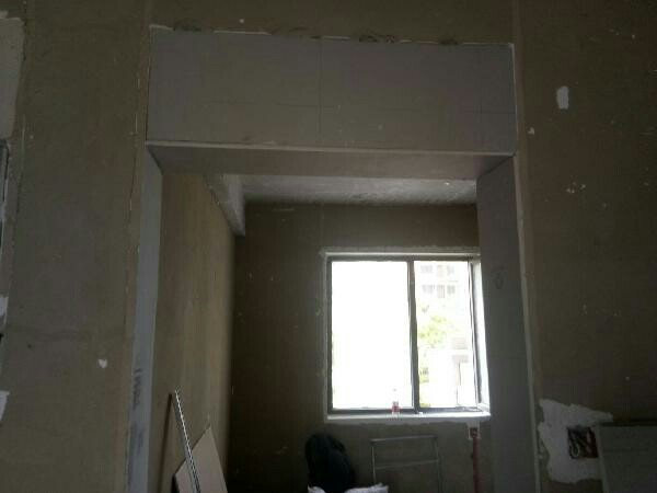 爱空间厨卫墙砖完工_2282691