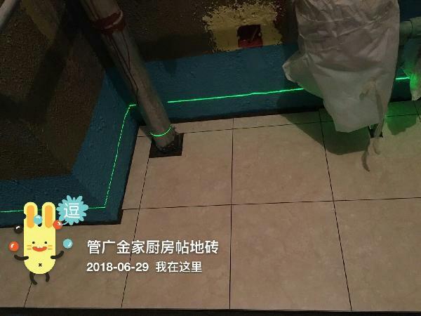 爱空间厨卫墙砖完工_2307776