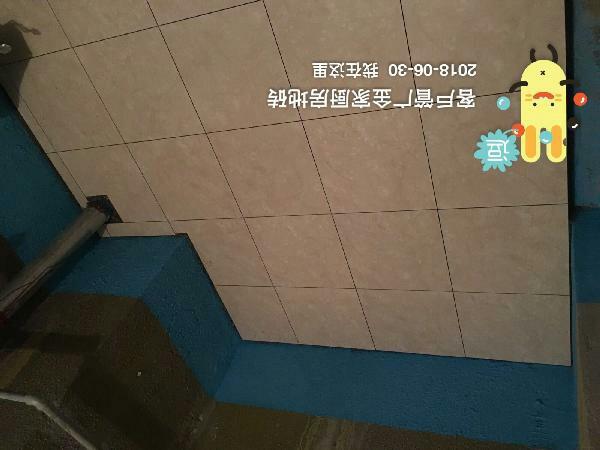 爱空间厨卫墙砖完工_2312795