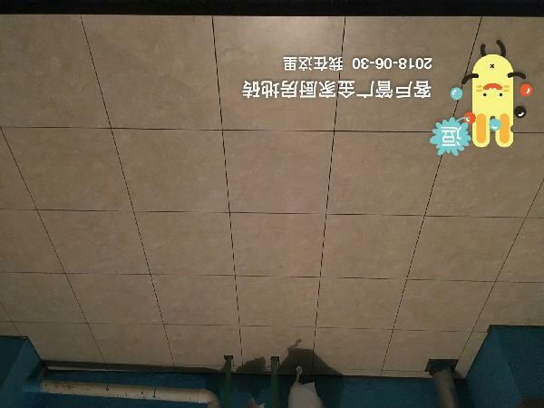 爱空间厨卫墙砖完工_2312791