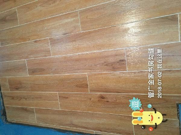 爱空间厨卫墙砖完工_2319742