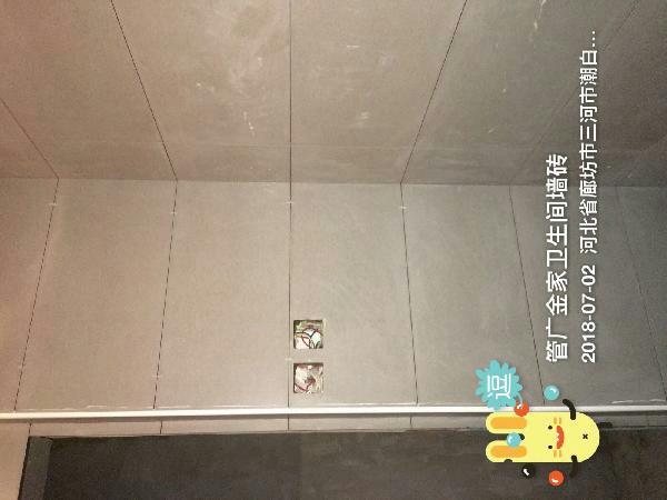 爱空间厨卫墙砖完工_2319734