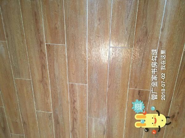爱空间厨卫墙砖完工_2319737