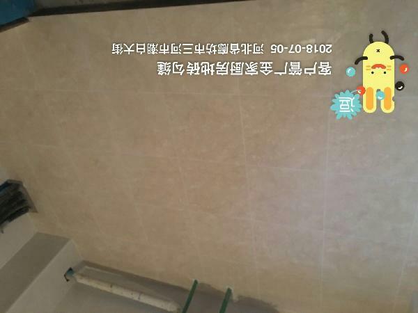 爱空间厨卫墙砖完工_2337679