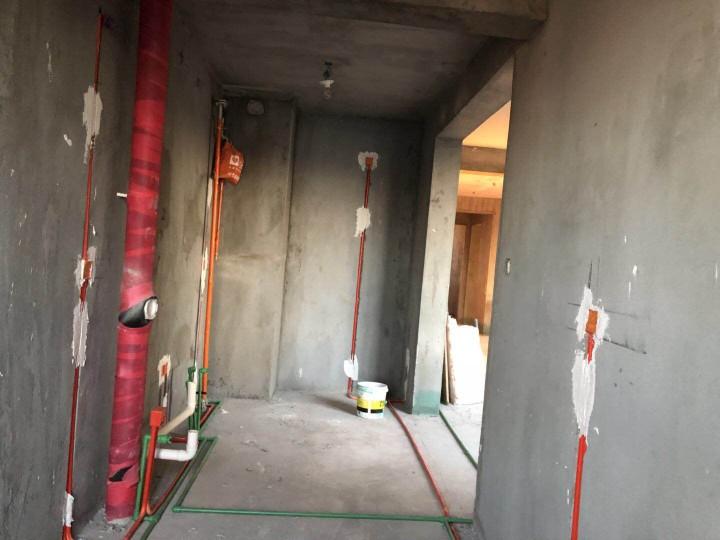 爱空间厨卫墙砖完工_2654001
