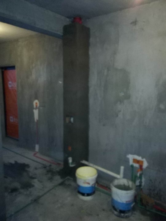爱空间厨卫墙砖完工_2664427