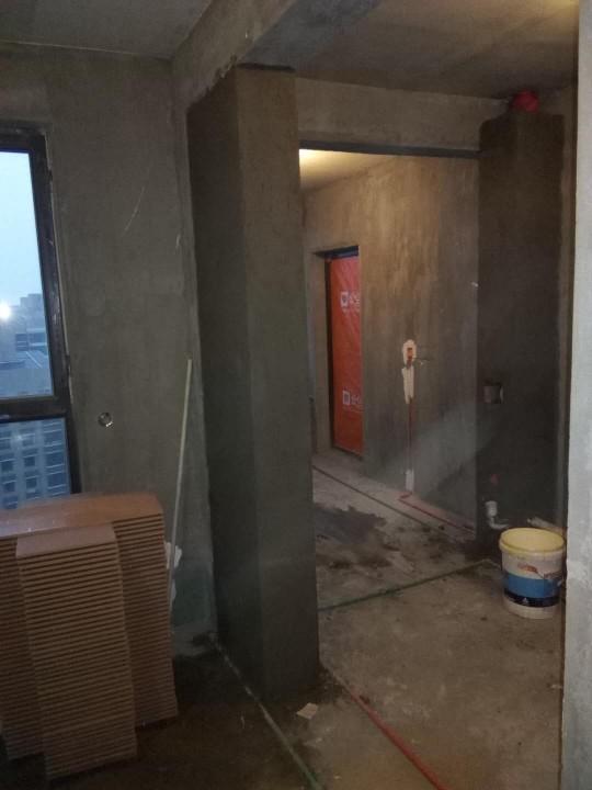 爱空间厨卫墙砖完工_2664428