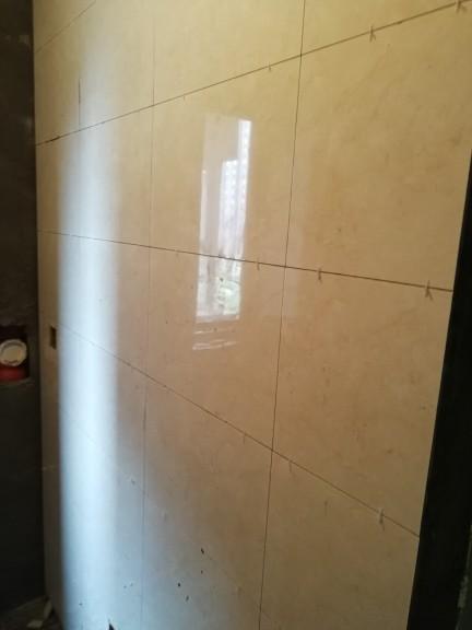 爱空间厨卫墙砖完工_2680997