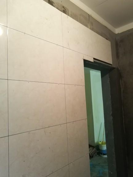 爱空间厨卫墙砖完工_2680999