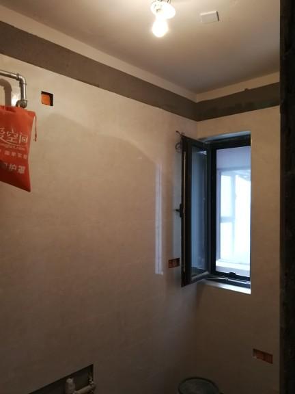 爱空间厨卫墙砖完工_2691789