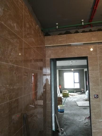 爱空间厨卫墙砖完工_2691795