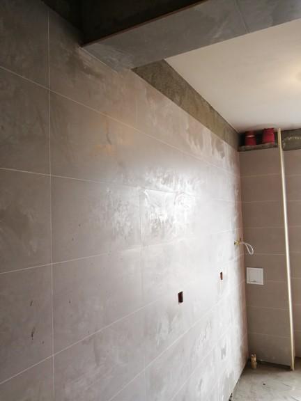 爱空间厨卫墙砖完工_2691799