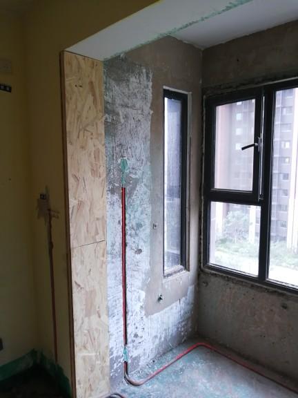 爱空间厨卫墙砖完工_2693824