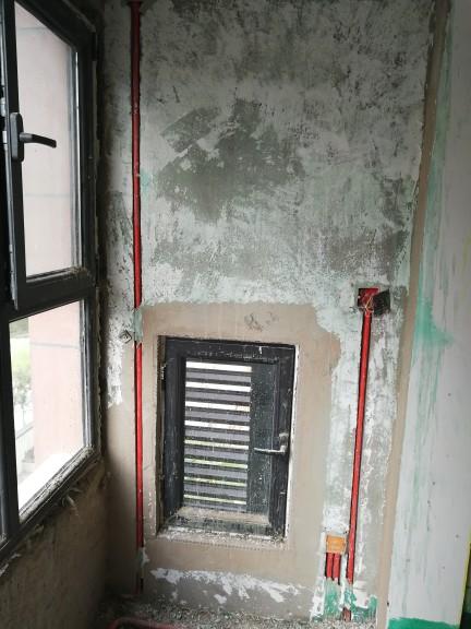 爱空间厨卫墙砖完工_2693825
