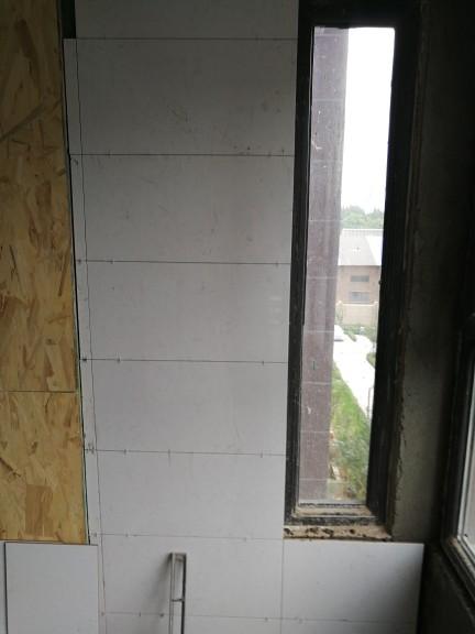 爱空间厨卫墙砖完工_2696370