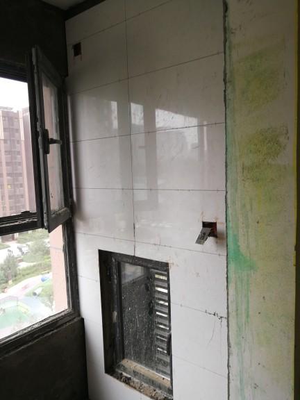 爱空间厨卫墙砖完工_2696371
