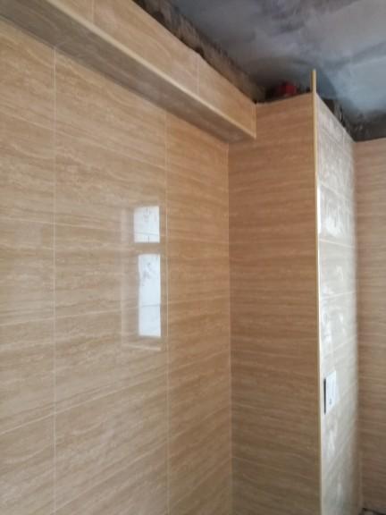 爱空间厨卫墙砖完工_2702725