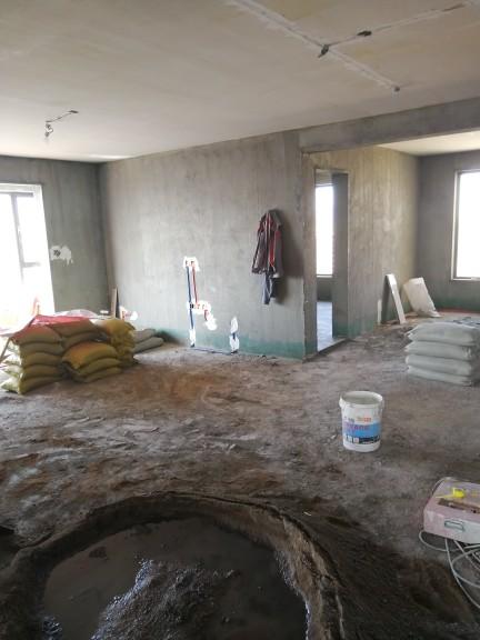 爱空间厨卫墙砖完工_2725822