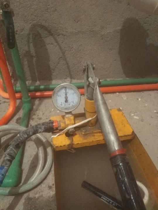爱空间水电改造完工_2731485