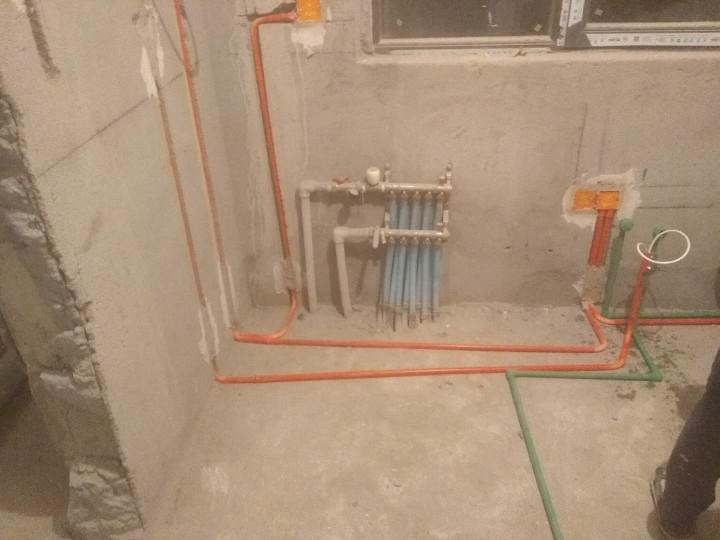 爱空间水电改造完工_2731487
