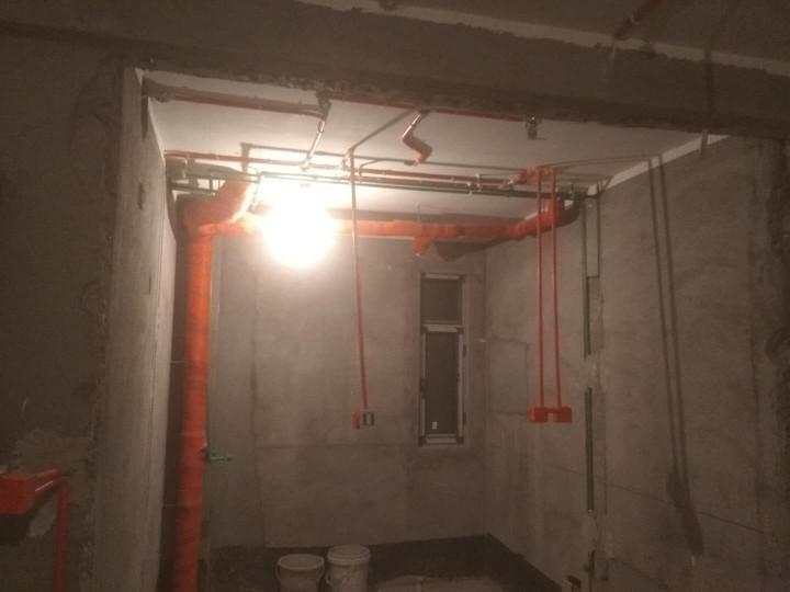 爱空间水电改造完工_2731489