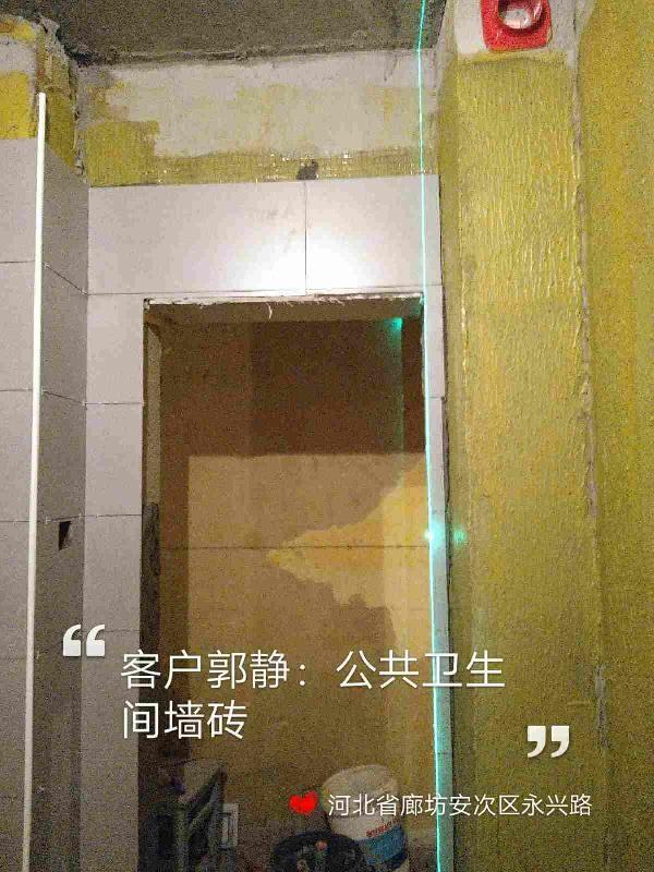 爱空间厨卫墙砖完工_2730774