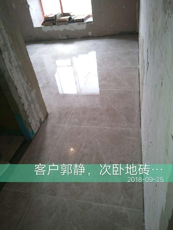 爱空间厨卫墙砖完工_2730771
