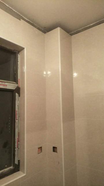 爱空间厨卫墙砖完工_2731700