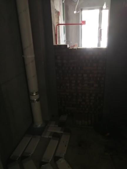 爱空间厨卫墙砖完工_2748372