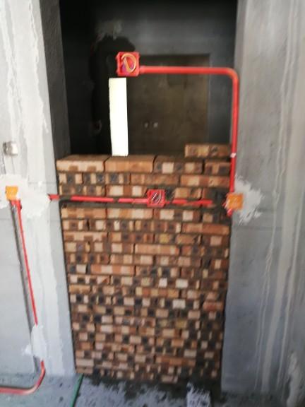 爱空间厨卫墙砖完工_2748373