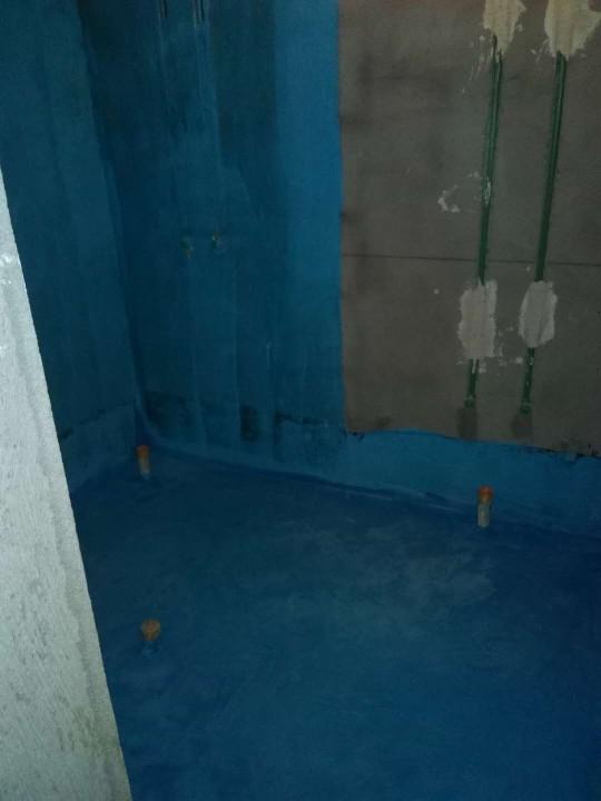 爱空间厨卫墙砖完工_2752927
