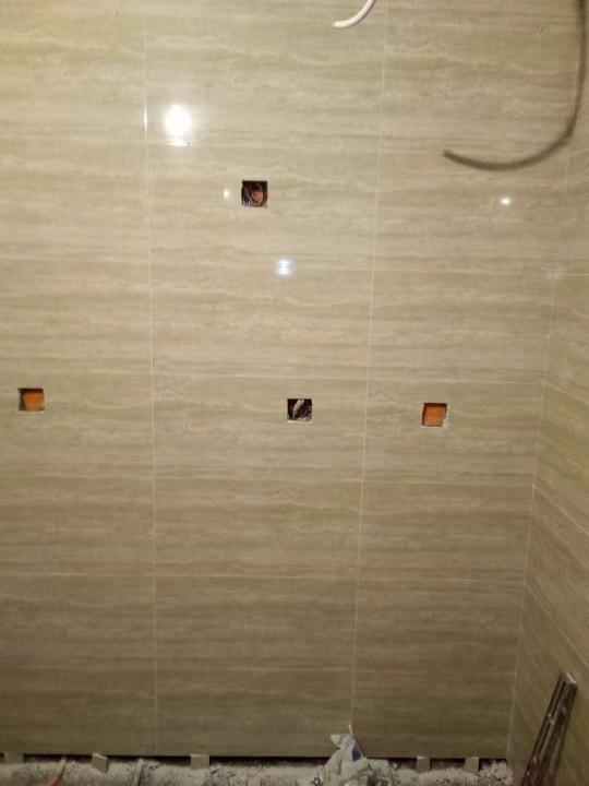 爱空间厨卫墙砖完工_2757956