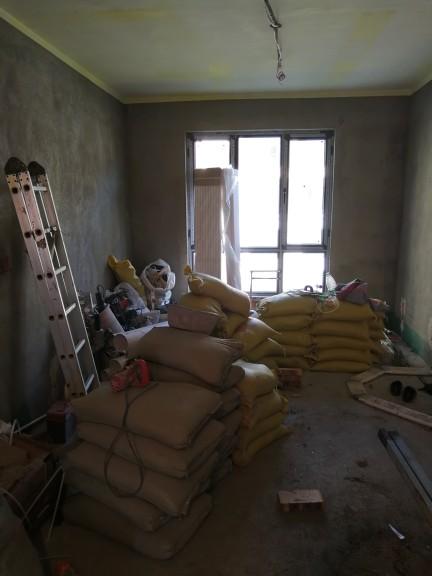 爱空间厨卫墙砖完工_2761834